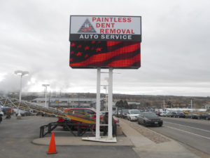 LED Signs - Electronic Message Centers (EMC)