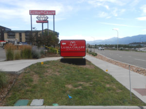 Signage Products - Colorado