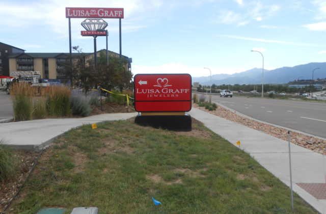 Signage Products - Colorado