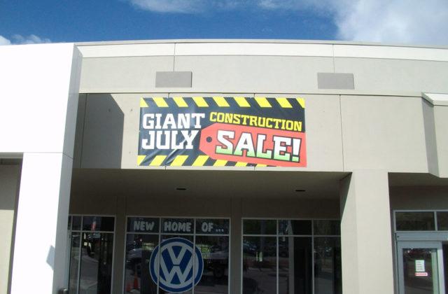 Vinyl Banner Sign Company